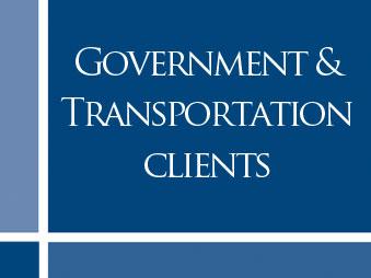 Government/Transportation Client List
